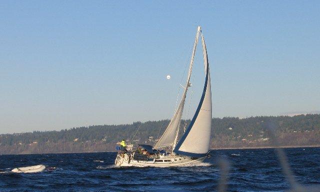 Fulvio's boat